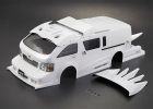 KILLERBODY FURIOUS ANGEL CRAZY VAN FINISHED WHITE BODY