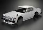 KILLERBODY NISSAN SKYLINE 2000 TURBO GT-ES 195MM FINISH WHITE