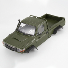 KILLERBODY MATTE GREEN TOYOTA LAND CRUISER 70 HARD BODY KIT (TRX-4)