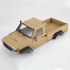 KILLERBODY MATTE DESERT TOYOTA LAND CRUISER 70 HARD BODY KIT (TRX-4)