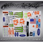 MATRIXLINE FOCUS OPTIONAL DECAL SHEET