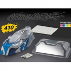 MATRIXLINE 410 HALF PAINT BODY w/WING