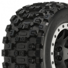 PROLINE BADLANDS MX43 PRO-LOC TYRES MOUNTED FOR XMAXX (F/R)