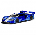 PROTOFORM 'FORD GT' 200MM PAN CAR GT REGULAR CLEAR BODY