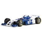 PROTOFORM F26 CLEAR BODY FOR 1:10 F1