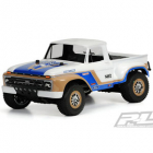 PROLINE 1966 FORD F-100 CLEAR BODY SLASH/4X4