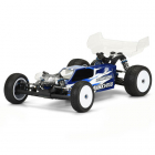 PROLINE PREDATOR CLEAR BODY FOR ASSOCIATED B6/B6D