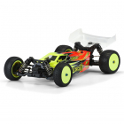 PROLINE ELITE LIGHTWEIGHT BODY FOR TEKNO EB410 (CLEAR)