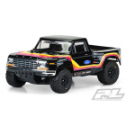 PROLINE 1979 FORD F-150 RACE CLEAR BODY FOR SLASH/SC10