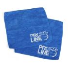 PRO-LINE BLUE MICRO FIBRE TOWELS (2)