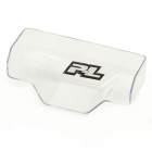 PROLINE CLEAR FRONT WING/BLACK ANODISED MOUNT TLR 22 3.0