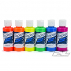 PROLINE RC BODY PAINT FLUORO RED/OR/YEL/GREEN/BLUE/FUCHSIA
