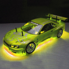RC Neon Yellow Under Car Lighting Kit