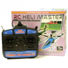 RealityCraft RC Heli Master Helicopter Flight Simulator - Mode 1