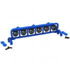 RPM Roof Mounted Light Bar Set Blue