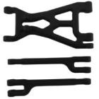 RPM HPI Savage Lf/Rr A-Arms Black