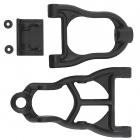 RPM Baja 5b Front Upper & Lower A-arms - Black