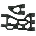 RPM HPI Baja 5B & 5T Rear Upper & Lower Arms Black