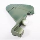 Top Gun Park Flite L-4 Grass Hopper Rudder/Elevator - Green