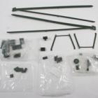 Top Gun Park Flite L-4 Grass Hopper Plastic/Parts - Green