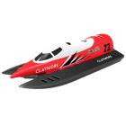 VOLANTEX CLAYMORE RTR MINI RACING BOAT- RED/BLACK