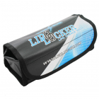 VOLTZ CHARGE VAULT LIPO LOCKER BOX/BAG 18.5cm x 7.5cm X 6cm