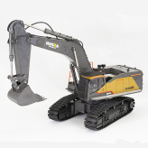 HUINA 1/14TH RC EXCAVATOR 2.4G 22CH w/DIE CAST CAB, BUCKET