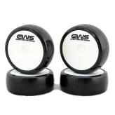 SWEEP EXP EVO-R3 PRO COMP GLUED TC TYRES 24MM 28DEG (4) (EWS/CWIC)
