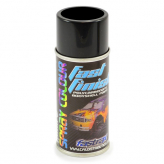 Fastrax Fast Finish Jet Black Spray Paint 150ML