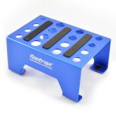 Fastrax Universal Aluminium Car Stand Blue
