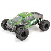 FTX SURGE 1/12 BRUSHED MONSTER TRUCK READY-TO-RUN (GREEN/BLACK)