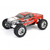 FTX CARNAGE 2.0 1/10 BRUSHED TRUCK 4WD RTR - RED