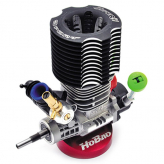 HOBAO HYPER 21 PULL START ENGINE SG CRANK (TURBO HEAD)