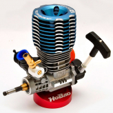 HOBAO HYPER 21 3-PORT PULL START ENGINE (TURBO PLUG)