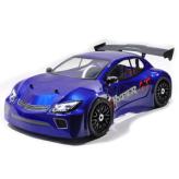 HOBAO HYPER GTS ONROAD RTR w/MACH*28 ENGINE - BLUE