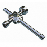 Prolux 4-Way Wrench - Type (7/8/10/17mm)