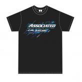 ASSOCIATED AE/CML T-SHIRT BLACK (X-LARGE)