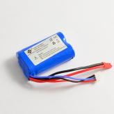 VOLANTEX FIRSTAR/VECTOR40 SR48 7.4V 850mAH 15C LI-ION BATTERY (Brushed)