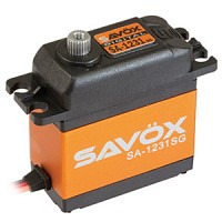 SAVOX AIR MEGA TORQUE CORELESS DIGITAL SERVO 32KG/0.14s@6.0V