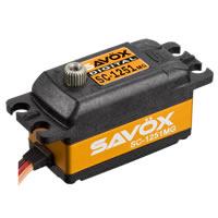 SAVOX DIGITAL LOW PROFILE SERVO 9.0KG@6V