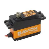 SAVOX HV DIGITAL MINI SIZE CYCLIC SERVO 8KG/0.095s@7.4V
