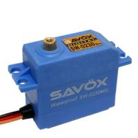 SAVOX WATERPROOF HV DIGITAL SERVO 8KG/0.13s@7.4V