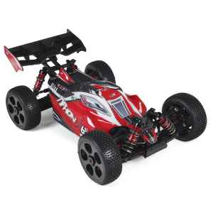 ARRMA TYPHON BODY PAINTED/ DECALED/TRIMMED - RED