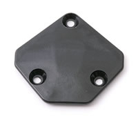Team Associated RC18T/Reflex Chassis Gear Cover Std