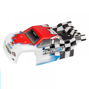 ASSOCIATED REFLEX 14T PRINTED BODYSHELL