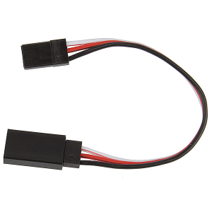 REEDY 100mm SERVO EXTENSION WIRE
