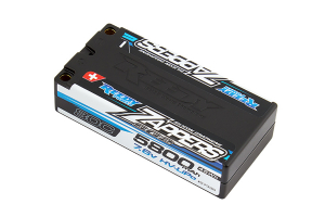 REEDY ZAPPERS 'SG2' 5800MAH 80C 7.6V SHORTY LIPO BATTERY