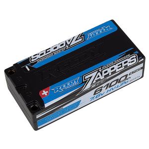 REEDY ZAPPERS DR 6100MAH 130C 7.6V SHORTY LIPO BATTERY