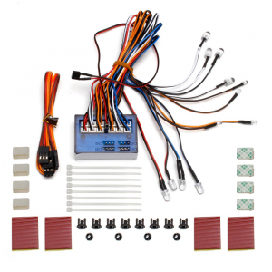 ASSOCIATED XP LED RC LIGHT KIT (12 LED's)