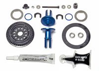 Team Associated TC5 Aluminium Diff Kit